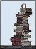 coffeeandink: (unread books)