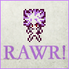 auronlu: Terra going RAWR (ff6 - Rawr)