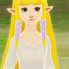 reincarnation: ([ striking goddess ])