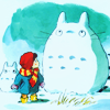 opportunemoment: (totoro in the snow)
