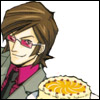 xenoglossy: (Persona 2 // cake for you~)