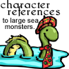 xenoglossy: (other // because monsters need jobs too)
