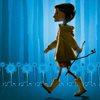 chelleshock: (Coraline walking)