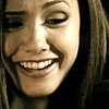 puzzlebox: elena making an incredulous/happy face (good luck with that one)