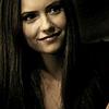 puzzlebox: elena smiling in the dark (I've got a secret)