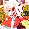 boundbyakiss: (Fox mask)