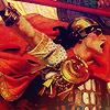 ferrumaeternum: (cuchulain rides his chariot into battle)
