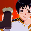 anneistic: (KIKU ◆ a toast with our boots)