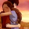 aoinoue: (ATLA - Zutara Hug)