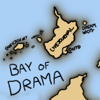 doire: part of XKCD online comunities map (DW, drama, XKCD)