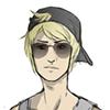 tiltshotghostimage: (stole his hat like it was free)