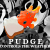 sethrak: Pudge controles the weather (Pudge)