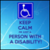 ferine: (disability)