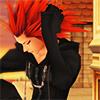 flared: (♣ headscratch)