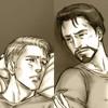 leperu: (Steve/Tony Poles Apart)