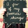 sheisnature: (favorite things)