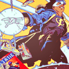 wundagore: Virgil Hawkins, aka Static, flying on his disc. (milestone ☆ a shock to your system)