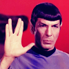 saturnofthemoon: I can do it with both hands! (Spock)