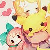 dreamkingdomdesing: icon made by me (vocaloid)