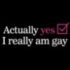 ferine: (gay)