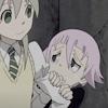 mybloodisblack: (Maka is good for hiding)