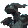 dolorousada: zekrom, a legendary pokemon from pokemon black and white (zekrom)