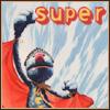 rymenhild: Blue Muppet wearing cape. He's super! (super grover!)