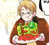 ritztheditz: (Funky Cake)