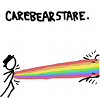 pergamond: From xkcd.com ([xkcd] Carebear stare)