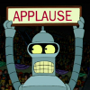 pergamond: ([Futurama] Bender // Applause)