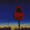 nightvalecityhall: (arby's, lights, welcome to night vale)