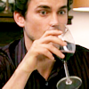 anticommonplace: (Expression | Drinking Wine)