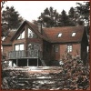 oneill: Pluto - A safehouse, secluded in the woods (one safe place)