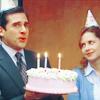 anoel: office michael/pam birthday (office michael/pam birthday)