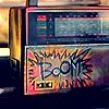 redsnake05: It's a neon apocalypse: boom (Bandom: Boom!)