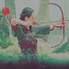 redsnake05: Susan and her archery (General: Competent Susan)