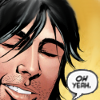 "silveronthetree: Jason Todd saying ""oh yeah"" (dc:jason)"