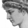 hypatia_eidos: Portrait of Hypatia (Default)