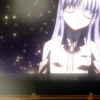 clumsyangel: Kanade playing piano with her eyes closed, looking serene. (Dancer in the Dark)