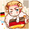 academia_hetalia: (germany, sheep-pillow)