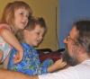 metageek: Me with my kids (Default)