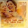 calime: (Amanda&Rebecca girls fun)