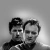 calime: (John&Rodney blackwhite)