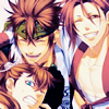 wingeddreams: (SanoPachiSuke; buddies)