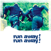 calime: (SGA run away)