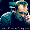 calime: (Rodney kill you with my brain)