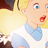 arethinn: Alice in Wonderland looking surprised (surprised (alice))