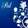 sid: (Sid blue)
