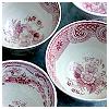 sid: (pretty Pink bowls)