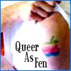 calime: (queer as fen)